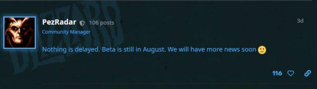 Diablo 2 Resurrected Open Beta Confirmed for August