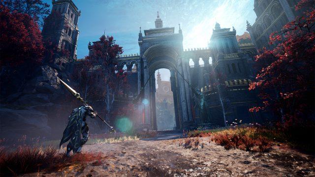 Environment01 PC 4K Godfall Fire & Darkness Review & Lightbringer Update
