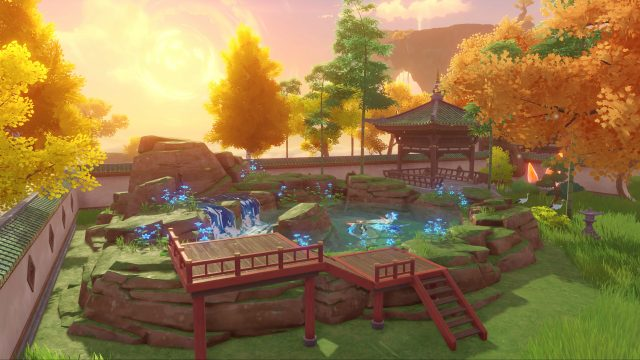 Genshin Impact Fishing 01 Genshin Impact Version 2.1 Releases September 1st