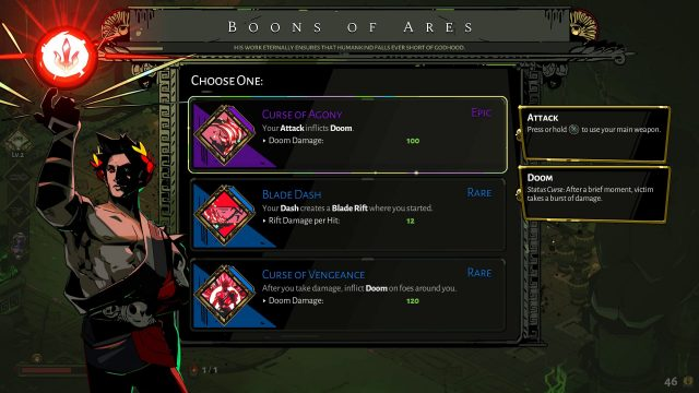 Hades Boons of Ares (Familiarize Yourself with Essential Reward Icons)