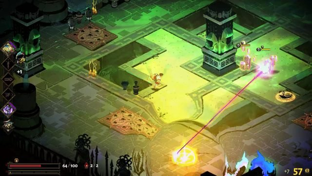 Hades Brimstones in Combat (Identify Enemy Tells)