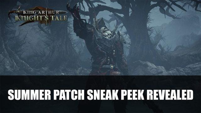 King Arthur Knights Tale Summer Update Sneak Peek Top RPG News Of The Week: August 15th (Diablo 2, Pathfinder Wrath of the Righteous, Tales of Arise and More!)