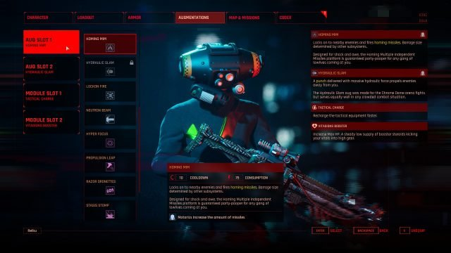 Motorics Attribute The Ascent Best Skills, Attributes And Augmentations Guide for Your Builds