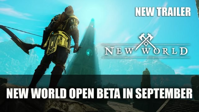 New World Open Beta in September Top RPG News Of The Week: August 29th (Elden Ring, Starfield, Marvel's Midnight Suns and More!)