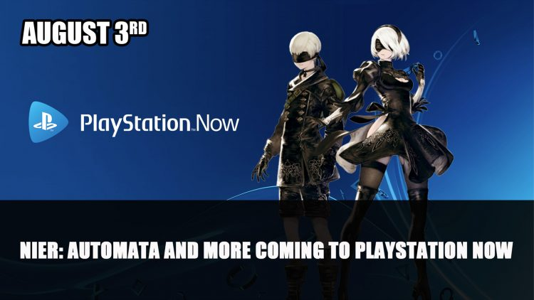 Nier: Automata and Ghostrunner Are Being Added to Playstation Now