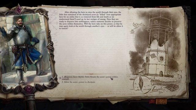 Pathfinder WotR Aeon Mythic Path