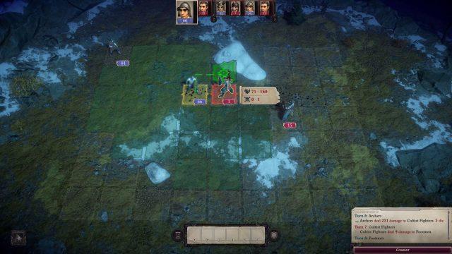 Pathfinder WotR Crusader Army Management in Combat