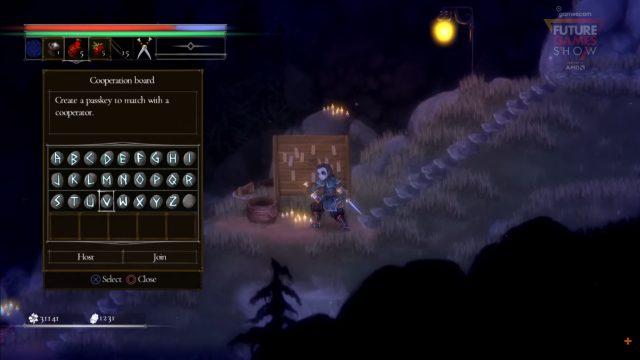 Salt and Sacrifice PvP 04 Salt and Sacrifice Multiplayer PvP Trailer Revealed at Future Games Show
