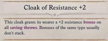 Seelah Cloak of Resistance +2 Pathfinder WotR