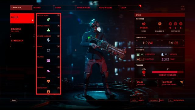 Skills The Ascent Best Skills, Attributes And Augmentations Guide for Your Builds