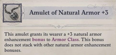 Amulet of Natural Armor Ember Build Guide Pathfinder WotR