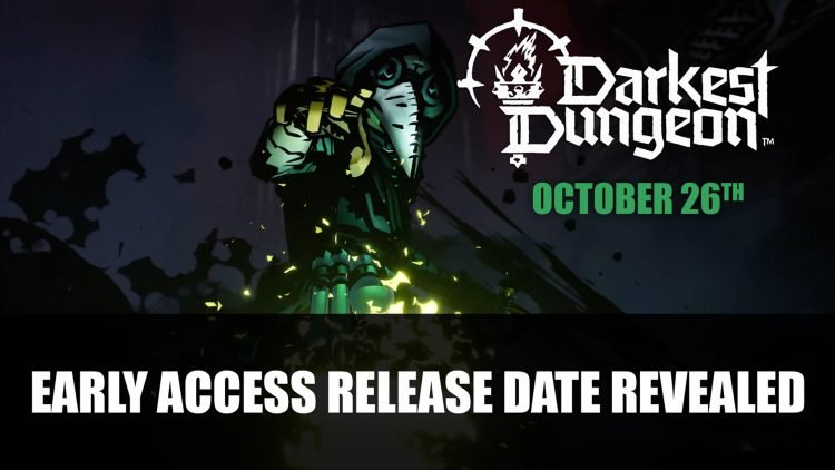 Darkest Dungeon 2 Early Access Release Date Revealed