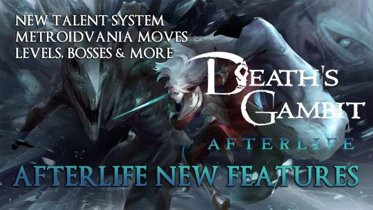 What's New with Death's Gambit: Afterlife
