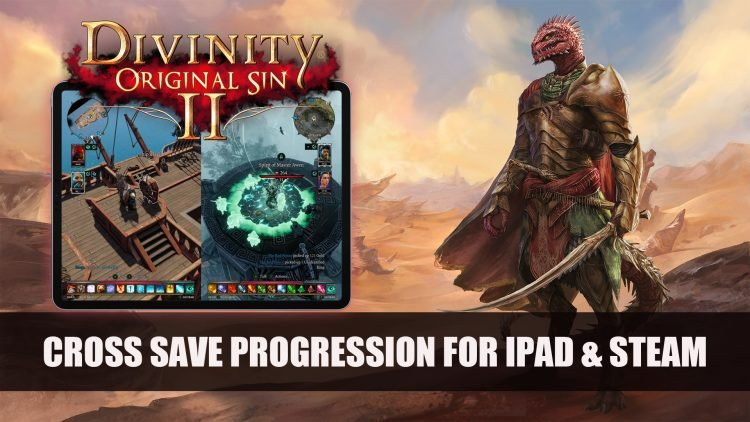 Divinity Original Sin 2 Now Has Cross Save Progression for iPad and Steam