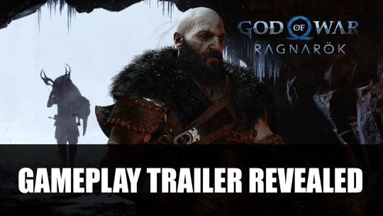 God of War Ragnarok Gets Gameplay Trailer