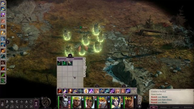 Haste Buff Before Combat Eldritch Archer Magus Pathfinder Wrath of the Righteous Build