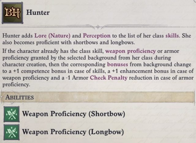 Hunter Wanderer Background Eldritch Archer Magus Pathfinder Wrath of the Righteous Build