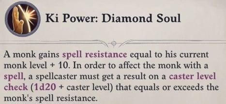 Ki Power Diamond Soul Lann Companion Build Pathfinder WotR