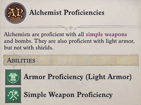 Light Armor Proficiency Woljif Pathfinder Wrath of the Righteous Build