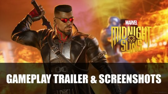 Marvel's Midnight Suns Gets Gameplay Trailer and Screenshots