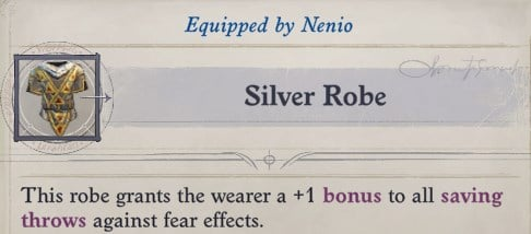 Silver Robe Nenio Build Pathfinder Wrath of the Righteous Guide