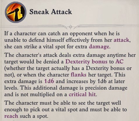 Sneak Attack Woljif Pathfinder Wrath of the Righteous Build