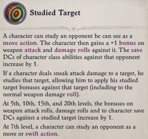 Studied Target Greybor Pathfinder Wrath of the Righteous Build
