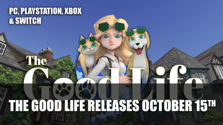 The Good Life A Detective RPG Life Sim Releases October 15th