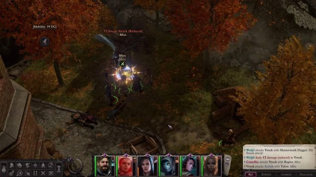 Woljif Sneak Attack in Combat (Lower Levels) Woljif Pathfinder Wrath of the Righteous Build