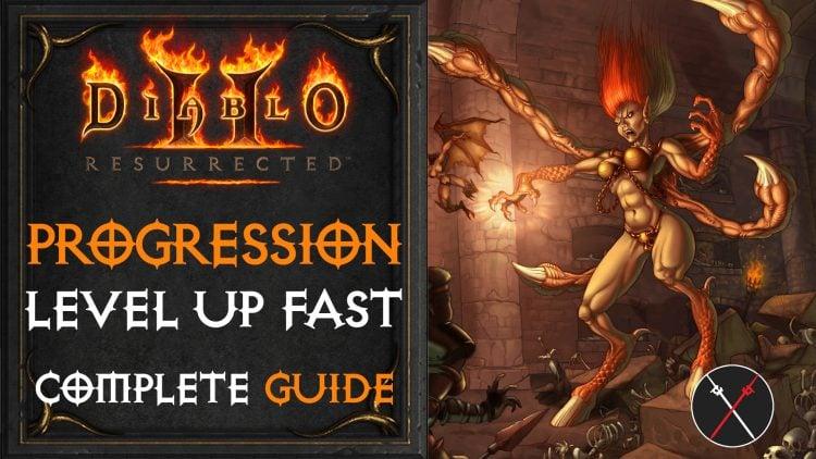 Diablo 2 Resurrected Leveling Guide   Power Leveling Tips