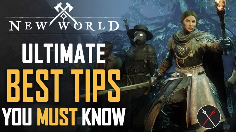 New World Complete Beginners Guide: Things You Should Know Before Playing