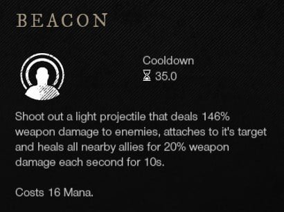 Beacon Life Staff Ability New World Weapon Guide Best Weapon Skills And Abilities For Your Builds
