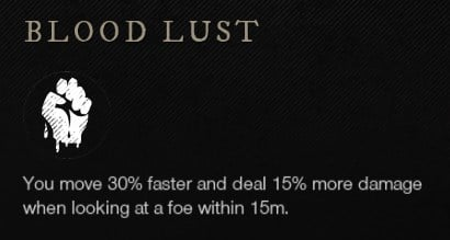 Blood Lust Great Axe Skill New World Weapon Guide Best Weapon Skills And Abilities For Your Builds
