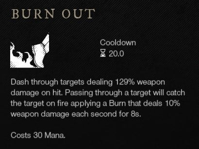 Burn Out Fire Staff Ability New World Weapon Guide Best Weapon Skills And Abilities For Your Builds