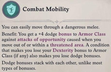 Combat Mobility Zen Archer Bonus Feat Zen Archer Monk Pathfinder Wrath of the Righteous Build