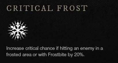 Critical Frost Ice Gauntlet Skill New World Weapon Guide Best Weapon Skills And Abilities For Your Builds