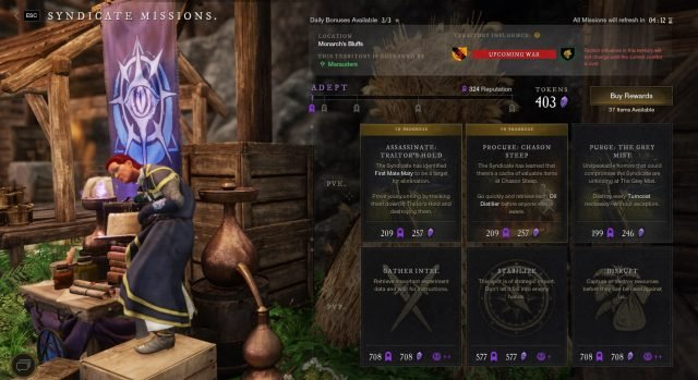 Faction Missions How to Level Up Your Character and Weapons FAST