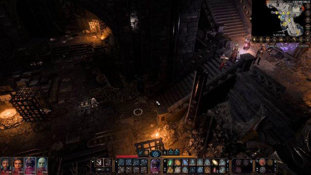 Grymforge Baldur's Gate 3 Patch 6