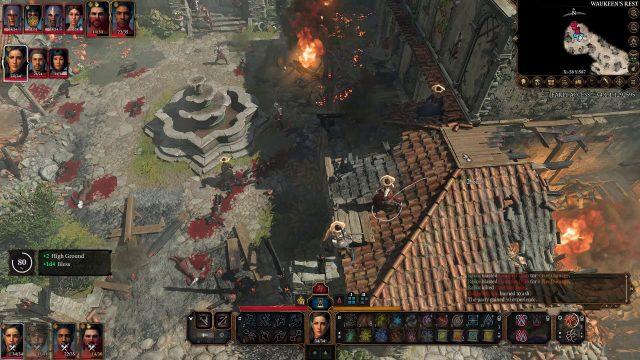 Higher Ground Bonus on Attack Rolls Baldur's Gate 3 Patch 6