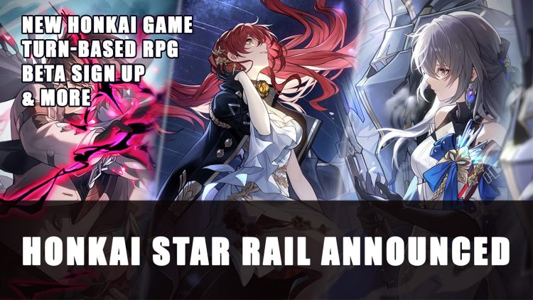 Genshin Impact Developer Reveals New Game Honkai: Star Rail