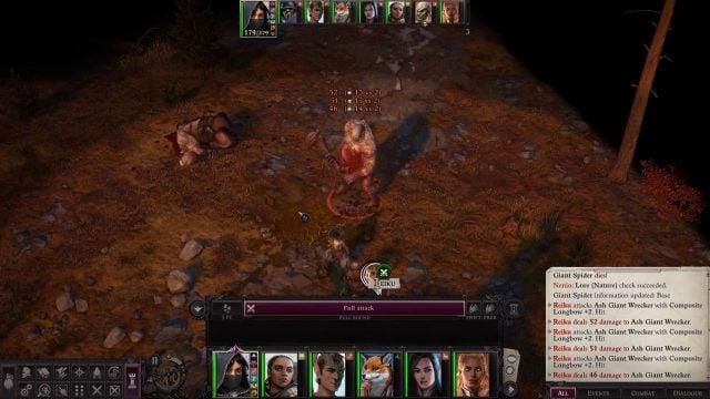 Regular Attacks in Combat Zen Archer Monk Pathfinder Wrath of the Righteous Build