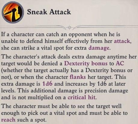 Sneak Attack Cult Leader Warpriest Pathfinder Wrath Of The Righteous Build