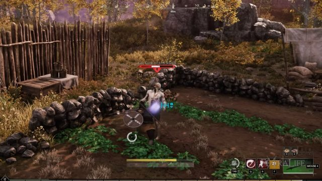 Sword and Shield in Combat New World Weapon Guide Best Weapon Skills And Abilities For Your Builds
