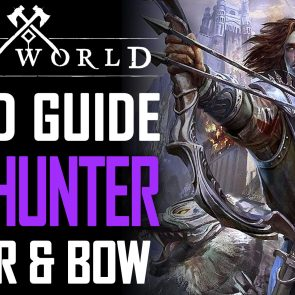 new-world-build-guide-hunter-bow-spear-tips-tricks-how-to-mmorpg