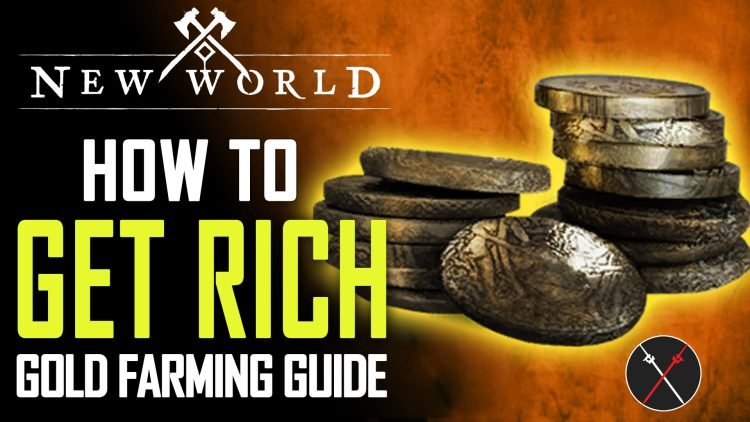 New World Gold Guide: How to Farm & Make Money as A Beginner