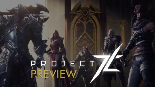 "Project TL Preview – ""MMO Diablo"""
